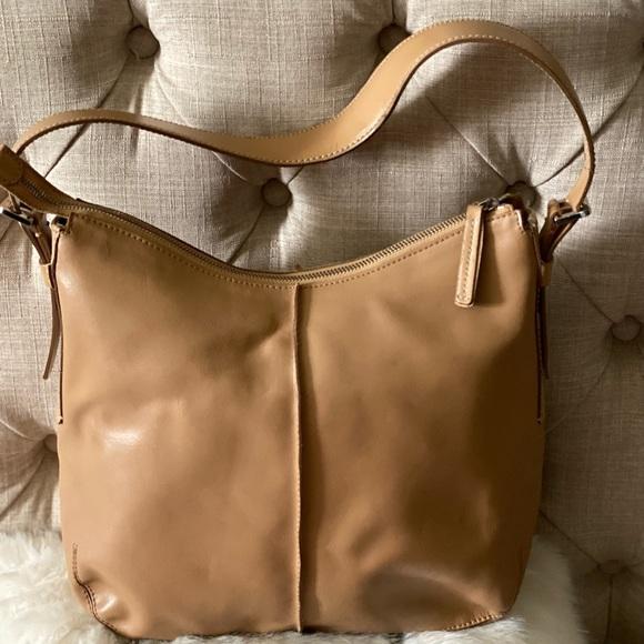 Francesco Biasia vintage leather purse
